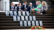 Zichen-Zussen-Bolder herdenkt instorting mergelgroeve waarbij 60 jaar geleden 18 doden vielen