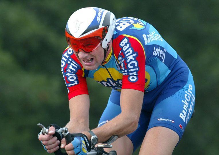 Rudi Kemna in 2003. Beeld anp