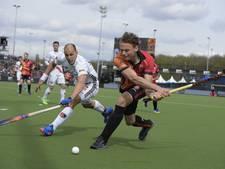 Oranje-Rood naar kwartfinale Euro Hockey League na thriller