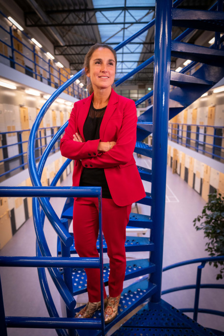 Directeur van de Blueband-bajes: 'We zijn één van de weinige penitentiaire inrichtingen met een wachtlijst'