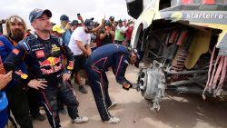 Copiloot Sébastien Loeb haalt snoeihard uit naar organisatie Dakar