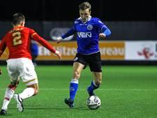 FC Den Bosch komt niet verder dan 1-1 bij Jong AZ