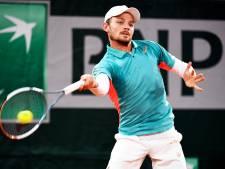 David Goffin testé positif au Covid-19 et forfait pour le tournoi de St-Pétersbourg