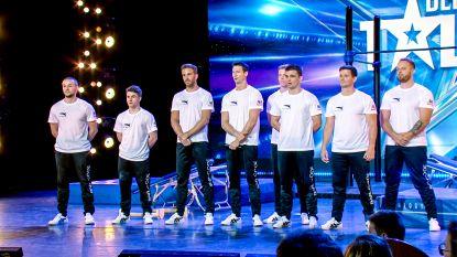 Spierbundels van Bar-Code treden opnieuw op in Belgium's Got Talent