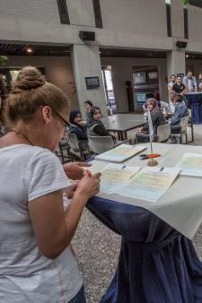 Statushouders Deurne zetten eerste stap op weg naar een baan