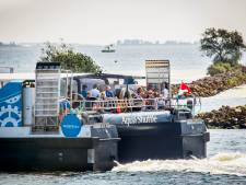 Eilandhoppen met de Waterbus: 'Een ideaal uitstapje'