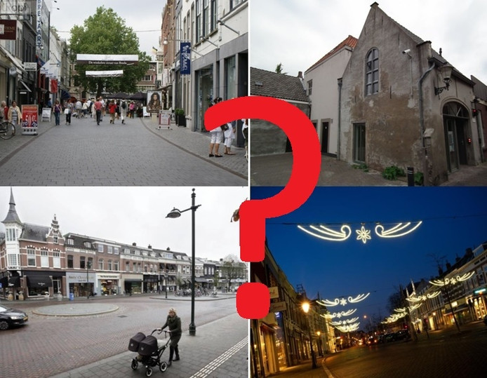 Herken de plek in Breda (quiz)