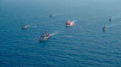 Spanningen tussen Griekenland en Turkije na mogelijk schietincident op zee