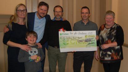 'Run for Duchenne' levert 25.000 euro op