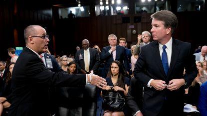 Kandidaat-rechter Amerikaans Hooggerechtshof weigert vader Parkland-slachtoffer hand te schudden