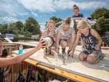 Huttenbouw Alphen past activiteiten aan vanwege hitte