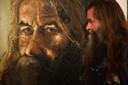 Een van de ruim achthonderd zelfportretten van oud-Lithenaar Marinus van Nistelrooij.