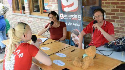 Radiomakers Tom en Ingrid willen met 'Iedereen Radio!' sociale kant van Aalst laten zien