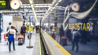 Tot 4 uur vertraging op Eurostartreinen tussen Brussel en Londen
