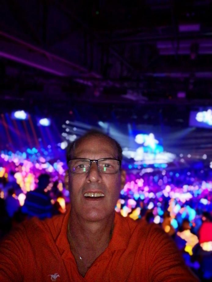 Enschedeër Jan van Lijf zag van dichtbij hoe Duncan Laurence het Songfestival won.