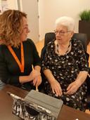 Yvette Dekkers is coördinator op een gesloten afdeling van Cunera De Bongerd in Heeswijk, een verpleeghuis van zorginstelling Laverhof.