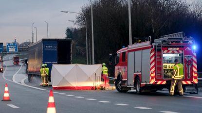 Dodelijk ongeval op viaduct