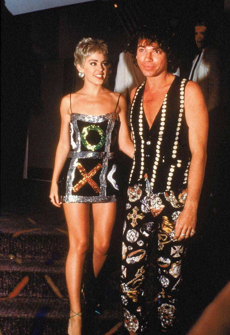 Kylie Minogue & Michael Hutchence