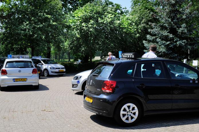 Archieffoto CBR Enschede