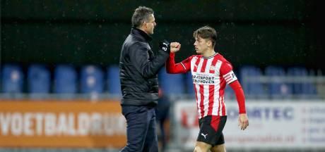 Jong PSV met vertrouwen en fitte groep naar Cambuur: 'We zitten in een goede periode'