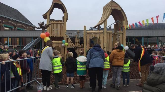 Rotselaar investeert 35.000 euro in toverkasteel voor gemeentelijke basisschool Het Nest