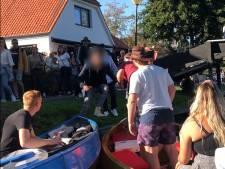 Nieuwe beelden: slachtoffer vechtpartij Giethoorn lijkt zelf grote aanstichter