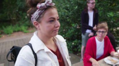 Eerste beelden seizoen 2 'Make Belgium Great Again': Frances wordt emotioneel op rouwkamp