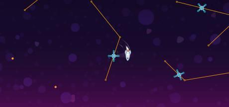 Magnus wil je helemaal zen maken met zijn app Little White Rocket: 'Hoe krijg ik dat raketje vooruit?'