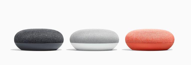 Verwonderlijk Daar is ze eindelijk: de Google Home met spraakbesturing | De LQ-25