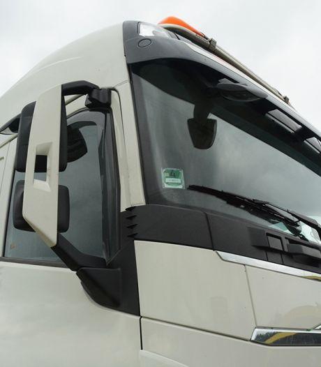 In Den Hout aangehouden vrachtwagenchauffeur rijdt al drie jaar zonder bestuurderskaart