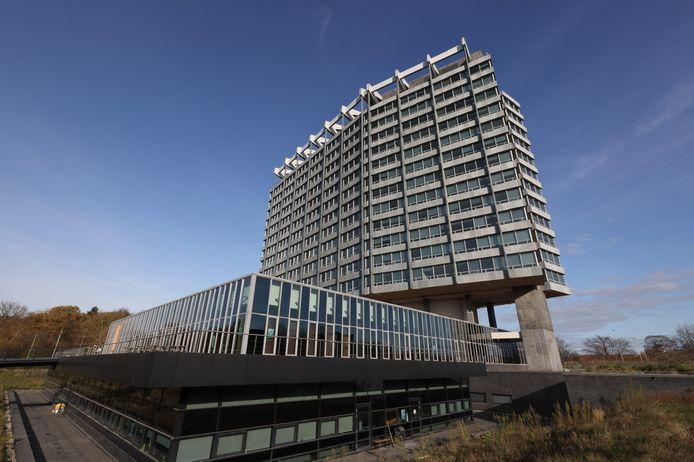 Voormalig hoofdkantoor Philips Nederland (later Benelux) aan de Boschdijk in Eindhoven.