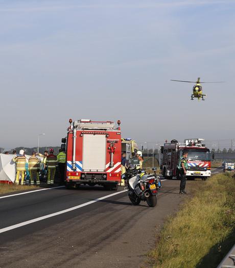 Dode bij ongeluk N50 Kampen is 39-jarige man uit Midden-Drenthe