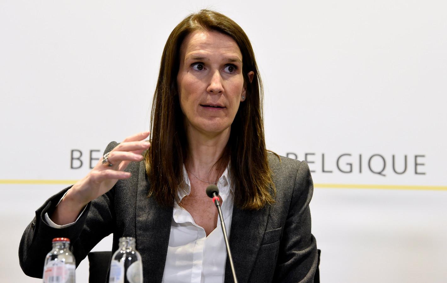Conseil National de Sécurité au sujet des mesures supplémentaires pour lutter contre l'épidémie de Coronavirus (Sophie Wilmès)