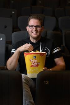Patrick (32) is de grootste bioscoopfanaat in Twente: 'Verliefd op Ibiza bezocht ik 3 keer'
