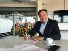 Sjoert Bossers nieuwe directeur theater de Schalm in Veldhoven