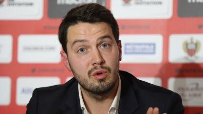 Nu ook officieel: Gauthier Ganaye (31) aangeduid als sportief én extrasportief verantwoordelijke van KV Oostende