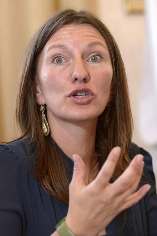 """""""Les prisons explosent, les détenus explosent"""", a souligné Juliette Moreau, présidente de la section belge de l'OIP."""