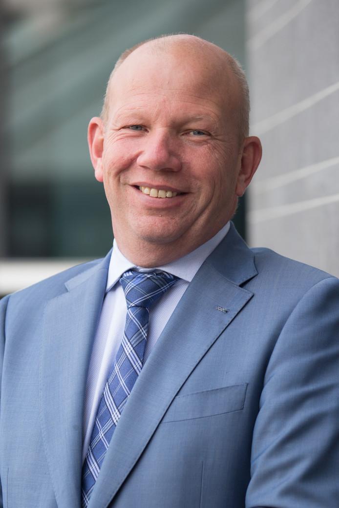 Erik de Ruiter, de nieuwe gemeentesecretaris van Helmond.