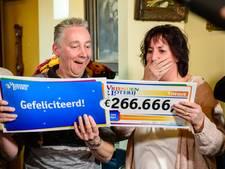 Johnny en Anita winnen ruim een kwart miljoen in Vriendenloterij