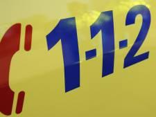 Zwaargewonde bij crash in Loosdrecht