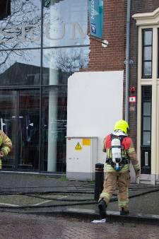 Museum Vlaardingen dicht na brand in kelder