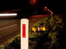Politie kan tegemoetkomende auto nét ontwijken in Kerkdriel, rijbewijs van bestuurder is ingevorderd