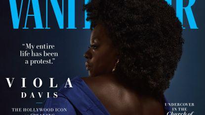 Voor het eerst publiceert magazine Vanity Fair een cover van een zwarte fotograaf