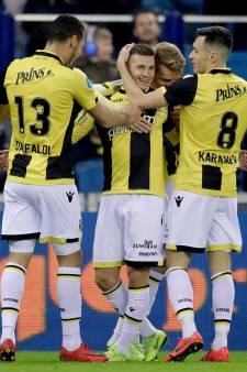 Vitesse weet weer wat winnen is en verslaat Willem II