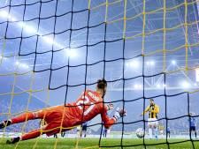 Oosting debuteert bij Vitesse met zwaarbevochten punt tegen Feyenoord