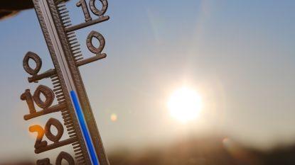 Fijnstofconcentraties flink gedaald,  avond wordt nat en temperaturen stijgen tot 11 graden