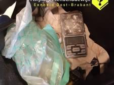 Ruzie in Osse woning: politie treft 'aanzienlijke hoeveelheid' harddrugs aan
