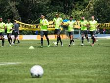 Hittegolf in Nederland: tropenrooster bij Vitesse