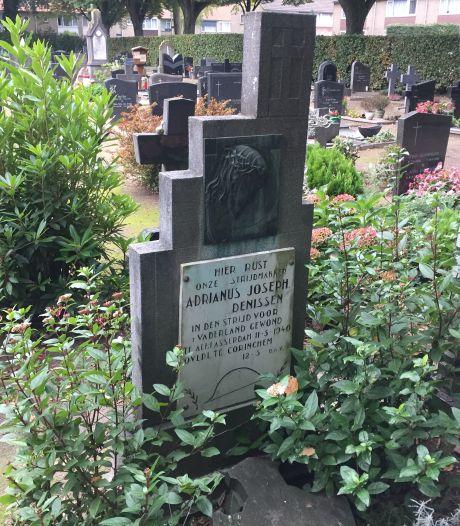 Oorlogsgraf in Berkel-Enschot wordt monument: 'Familiegeschiedenis mag niet verloren gaan'