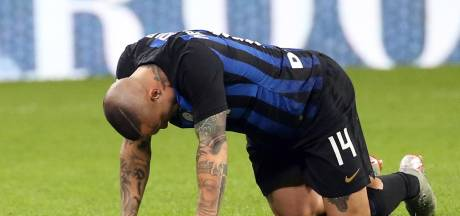 Inter mist Nainggolan in CL-duel met FC Barcelona